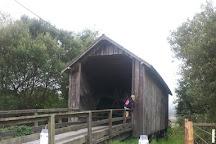 Berta's Ranch Covered Bridge, Eureka, United States