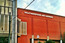 Weatherspoon Art Museum, Greensboro, United States
