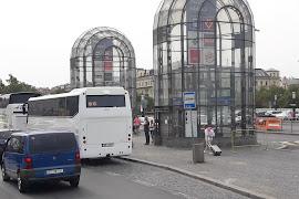 Автобусная станция   Hlavní nádraží