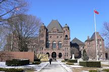 Ontario Legislative Building, Toronto, Canada
