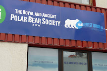 The Royal and Ancient Polar Bear Society, Hammerfest, Norway