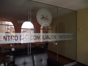 Centro de Conciliación Integración 0