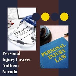 Personal Injury Attorney Anthem Nevada