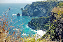 Saren Cliff Point, Nusa Penida, Indonesia