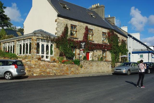 seaview Connemara house
