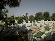 Wadi E Salam Graveyard karachi