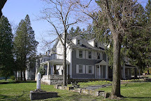 Columbus Chapel and Boal Mansion Museum, Boalsburg, United States