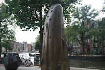 Spinoza Monument, Amsterdam, The Netherlands