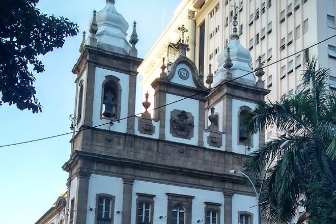 Igreja Sao Jose, Rio de Janeiro, Brazil