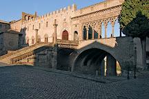 Palazzo dei Papi, Viterbo, Italy