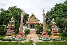 Wat Khun Thai Tha Ram Temple, Tha Muang, Thailand