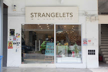 Strangelets, Singapore, Singapore