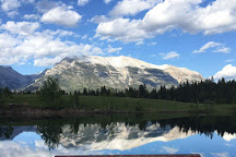 Quarry Lake, Canmore, Canada
