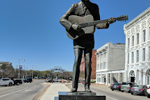 Hank Williams Statue, Montgomery, United States