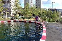 Kings Cross Pond Club, London, United Kingdom