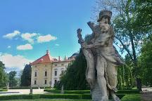 Zamek Slavkov-Austerlitz, Slavkov u Brna, Czech Republic