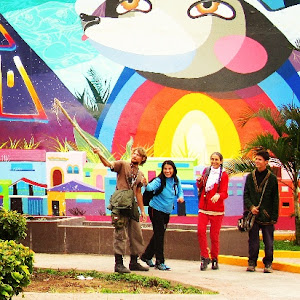 Barranco&Chorrillos Free Walking Tour 6
