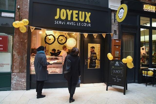 Cafe Joyeux Choiseul