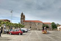 Plaza de Fefinans, Cambados, Spain