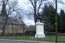 Statue of William II of Scotland, Glasgow, United Kingdom