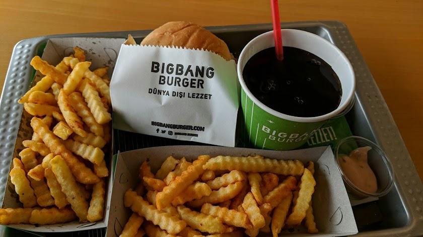 Big Bang Burger Resim 7