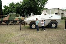 Museo Historico Militar, San Rafael, Argentina