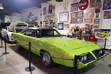 Floyd Garrett's Muscle Car Museum, Sevierville, United States