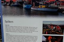 Spikens Fiskehamn, Lidkoping, Sweden