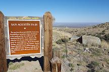 San Agustin Pass, Organ, United States