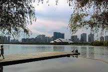 Hefei Swan Lake, Hefei, China
