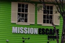 Mission Escape Rooms, Annapolis, United States