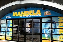 Nelson Mandela: The Official Exhibition, London, United Kingdom
