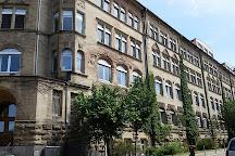 Kulturhaus Osterfeld, Pforzheim, Germany