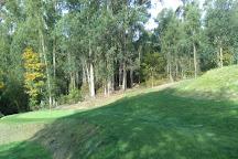 Club de Golf Paderne, Betanzos, Spain