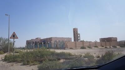 Shamkha Civil Defense, Abu Dhabi, United Arab Emirates