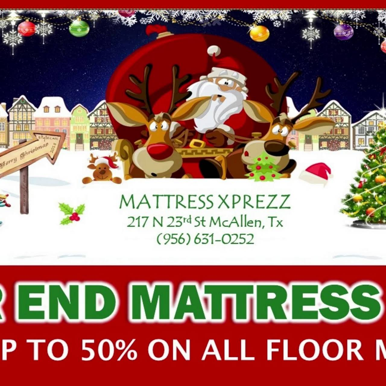 Mattress Xprezz 50 Down Delivers Today No Credit Needed