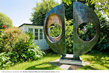 Barbara Hepworth Museum and Sculpture Garden, St Ives, United Kingdom