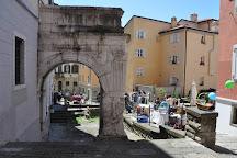 Arco di Riccardo, Trieste, Italy