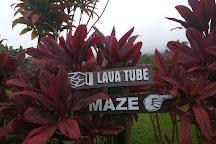 Hana Lava Tubes, Haiku, United States