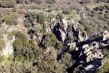 Cascata di Sos Molinos, Santu Lussurgiu, Italy