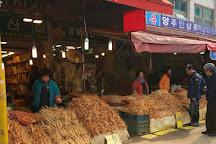 Gyeongdong Market, Seoul, South Korea