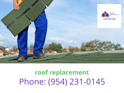 roof replacement Coral Springs