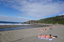 Playa de Frexulfe, Navia, Spain