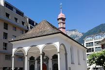 Bundeskapelle Brunnen, Brunnen, Switzerland