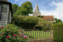 National Trust - Alfriston Clergy House, Alfriston, United Kingdom