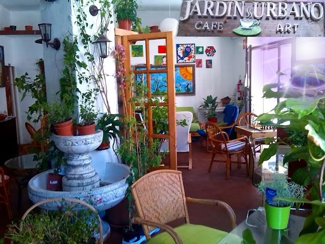 Jardín Urbano - Ruzafa