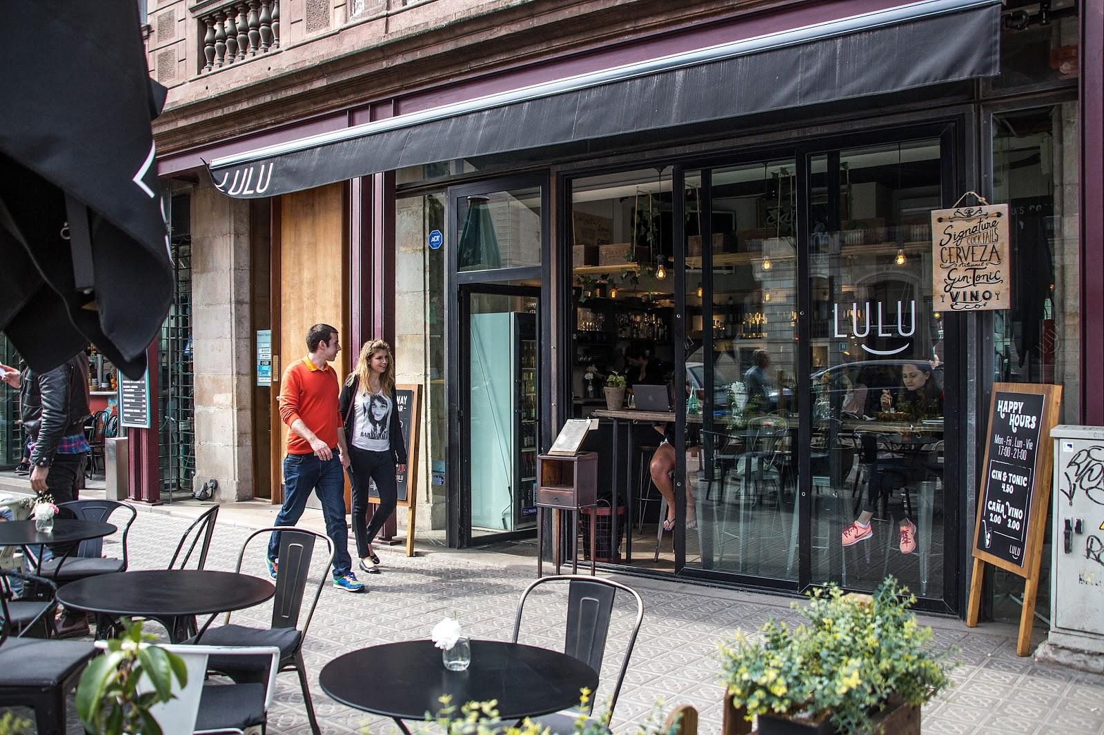 LULU: A Work-Friendly Place in Barcelona