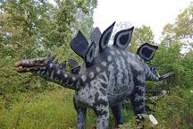 Backyard Terrors Dinosaur Park, Bluff City, United States