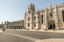 Santa Maria de Belem Church, Lisbon, Portugal