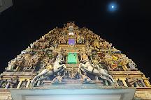Sri Maha Mariamman Temple, Kuala Lumpur, Malaysia